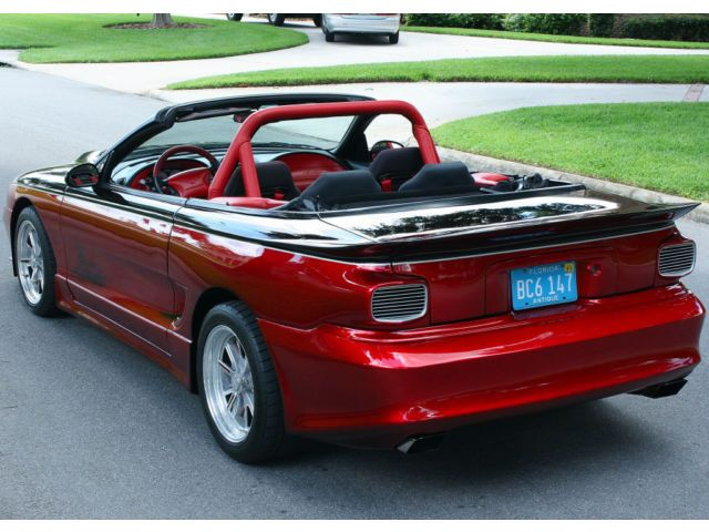 Ebay Ford Mustang Gt Custom Highly Customized 45k Invested 1995 Convertible Usdeals Rssdata