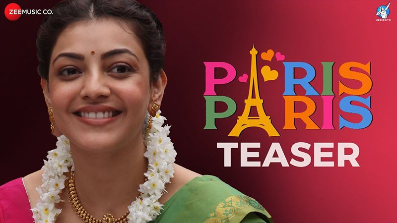 Paris Paris Movie Official Teaser