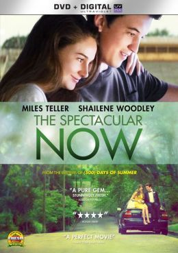The Spectacular Now.  Click on the DVD cover to request this title at the Bill or Gales Ferry Libraries. 2/14