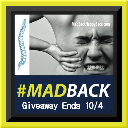 {#Giveaway} #MadBack: How to Stop the Hurting Book. ENDS TODAY 10/4. US. via @Paula_Stewart1 #win
