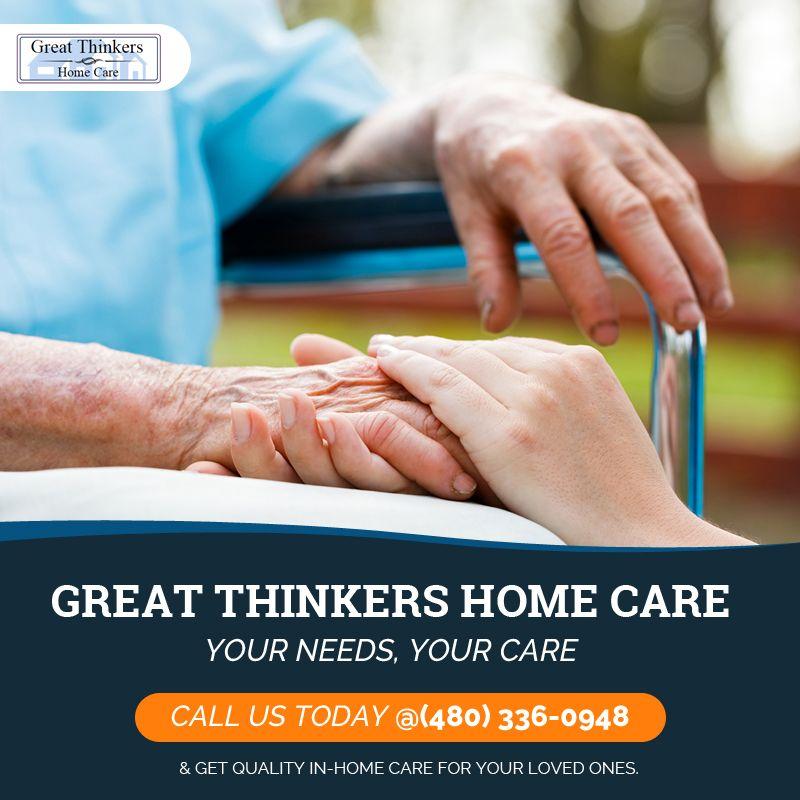 Great thinkers home care provides senior living senior