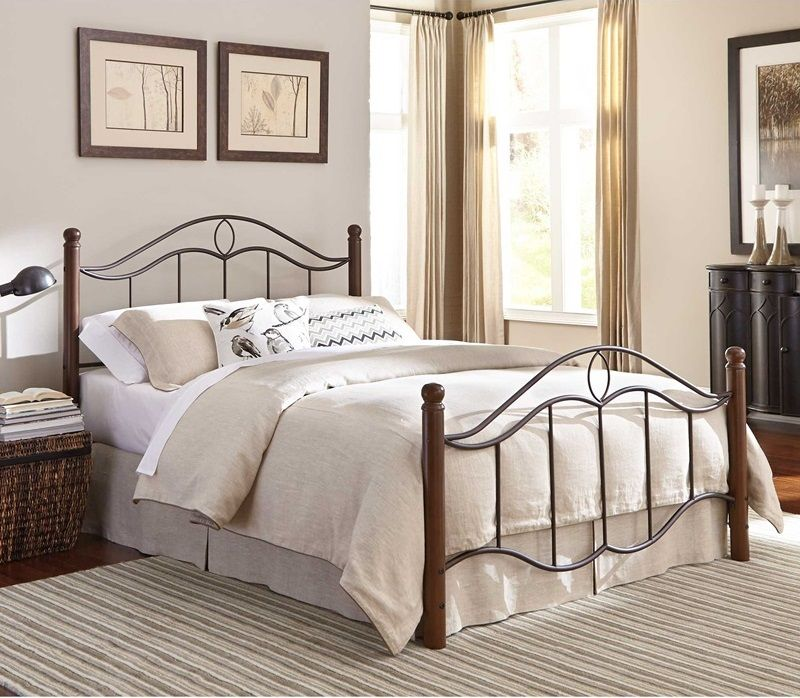 I want this bed!!! (Under 300) Bed styling, Headboards