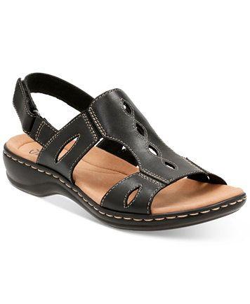 341c1d3ee27 Clarks Collection Women s Leisa Lakelyn Flat Sandals