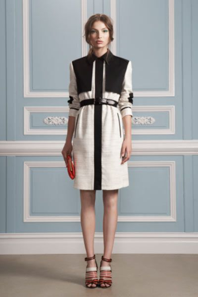 Jason Wu Resort Collection 2012 #structure #tailored #hawt