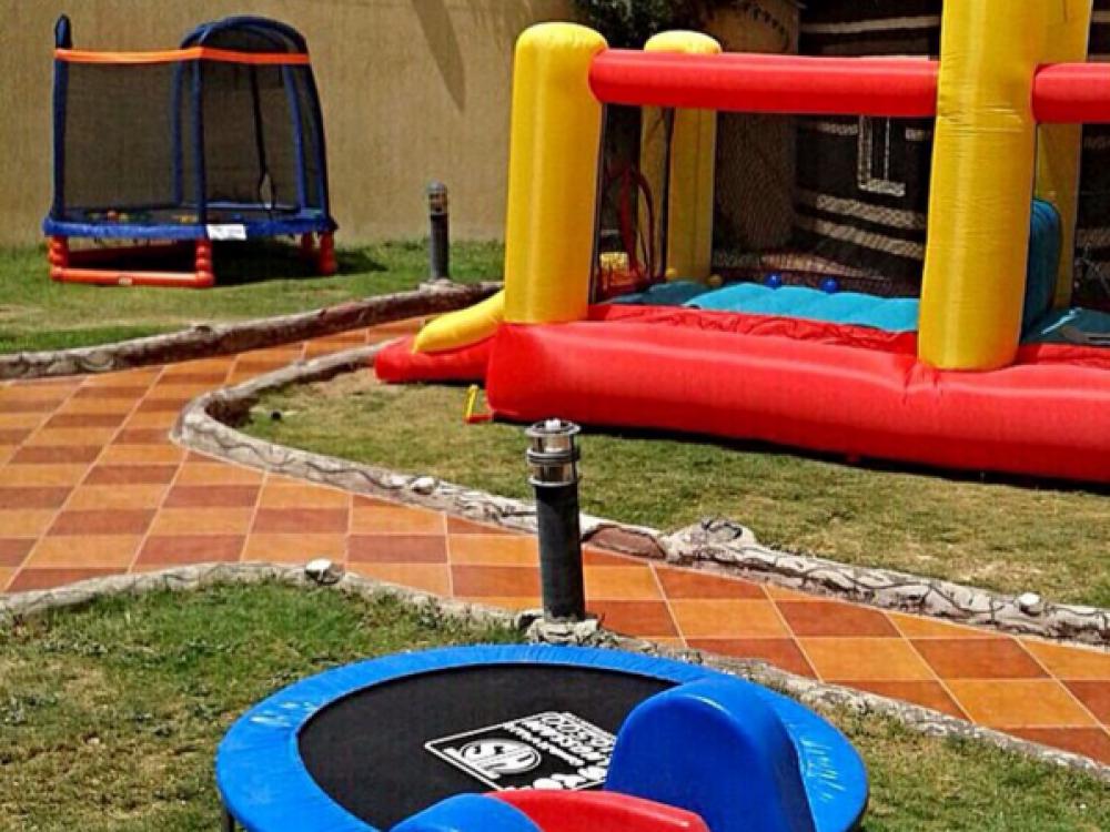 الفورسيزون بوصلة Park Slide Park