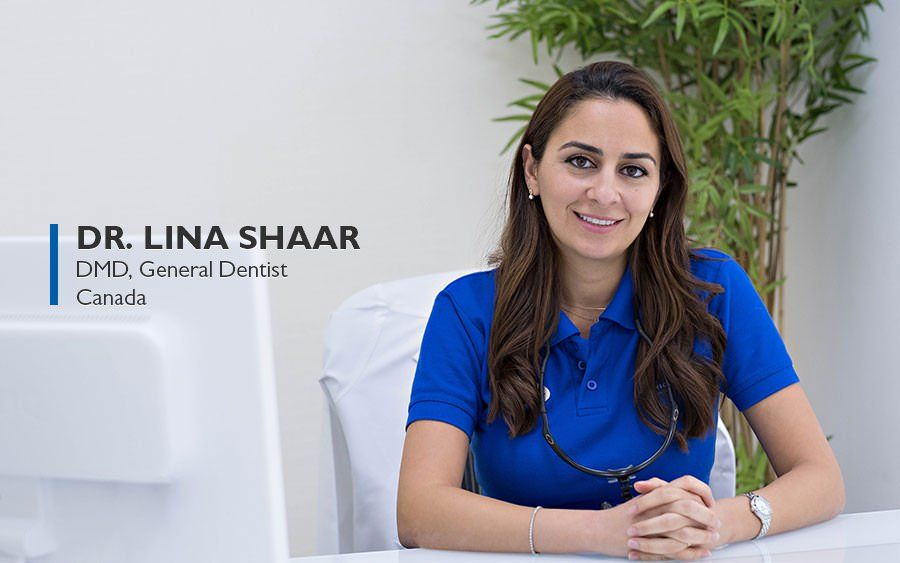 Up Close & Personal with Dr. Lina Shaar Dentist, Dental
