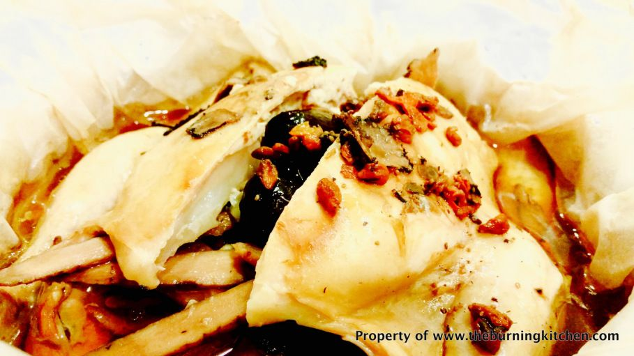Emperors herbal chicken recipe herbal chicken recipe