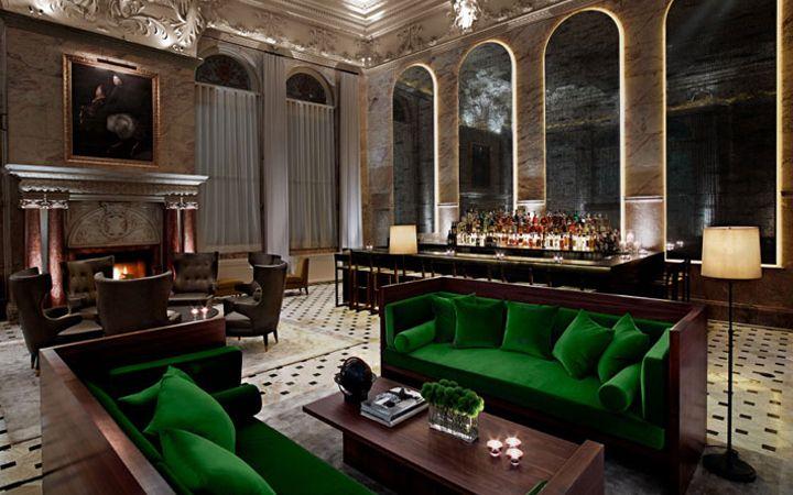 The london edition marriott england vintage hotels for Design hotel londra