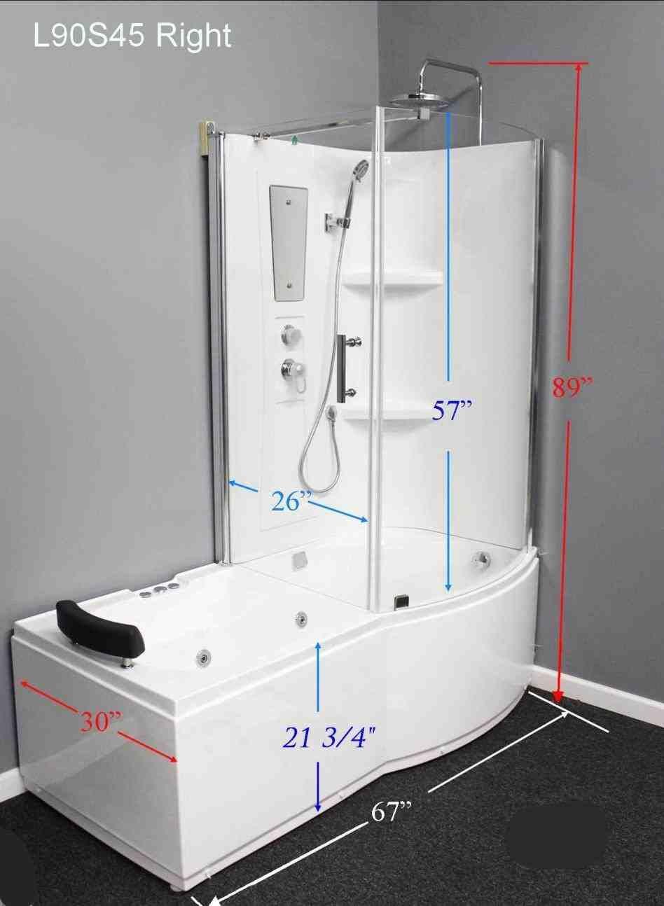 New Post shower jacuzzi bath combo visit bathroomremodelideass.club ...