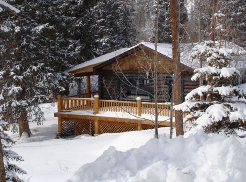 Beautiful Romantic Secluded Cabin On...   HomeAway Grand Lake