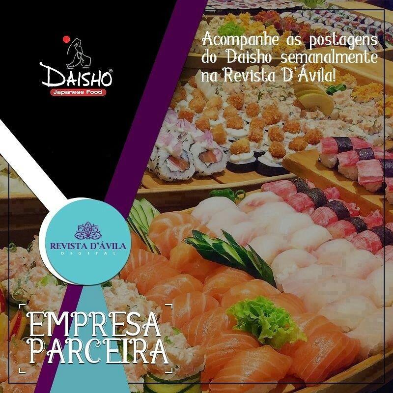 O Daisho Restaurante Indaiatuba é uma das nossas empresas parceiras! Acompanhe semanalmente as matérias do restaurante na Revista! . http://ift.tt/1UOAUiP Seja nosso parceiro entre em contato: 19-3329-7741 - 9-7407-2216 contato@revistadavila.com.br