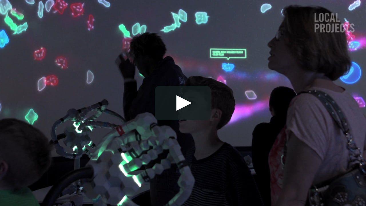 Villeneuve la garenne paris digital arts proposal on vimeo