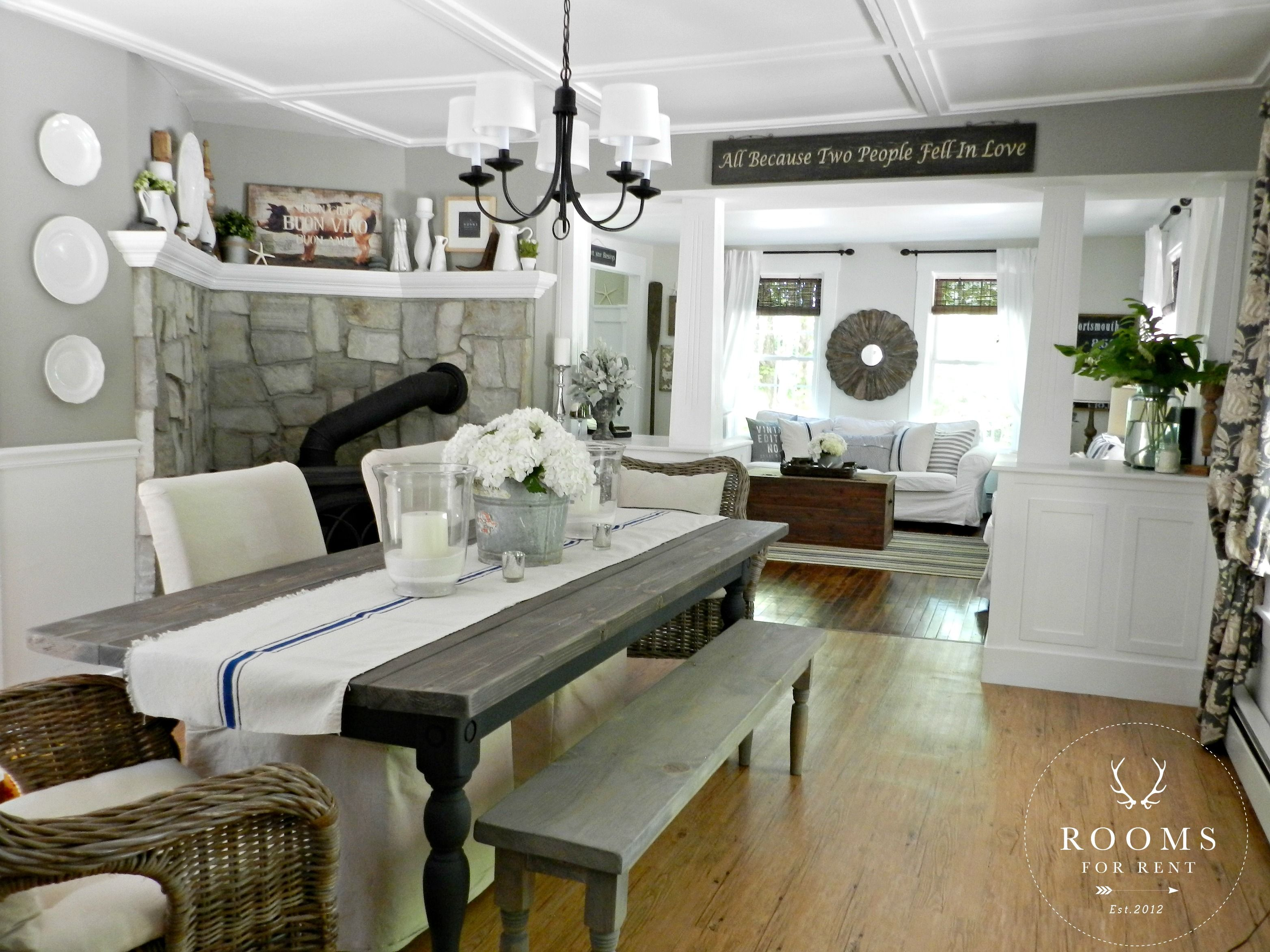 Coordinating Paint Colors | Dining room paint colors, Modern ...