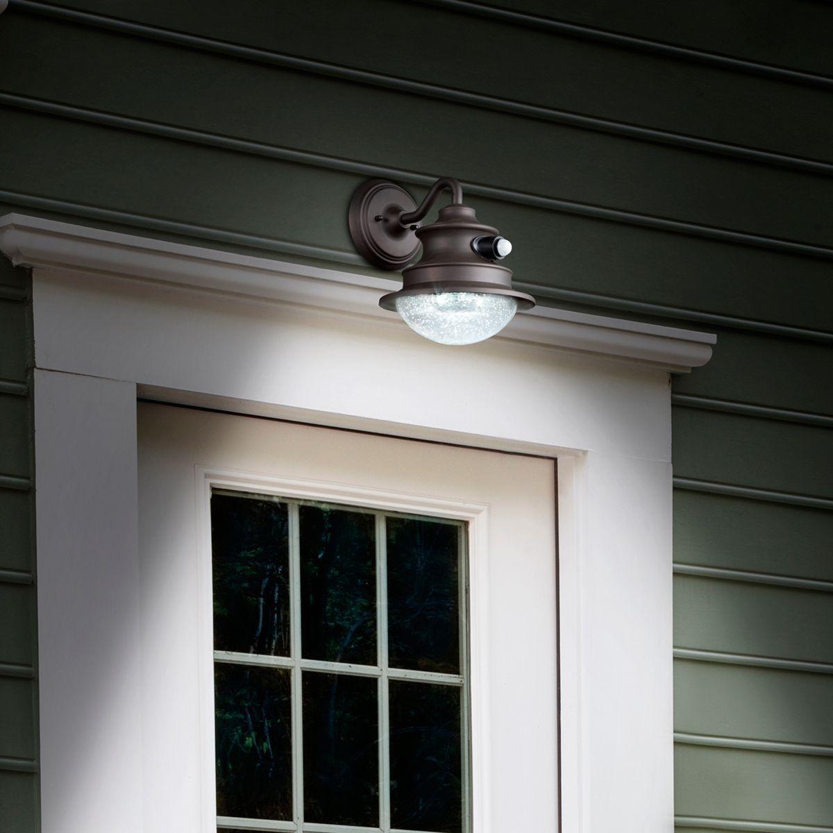 Solar Barn Light with Motion Sensor Barn lighting, Solar