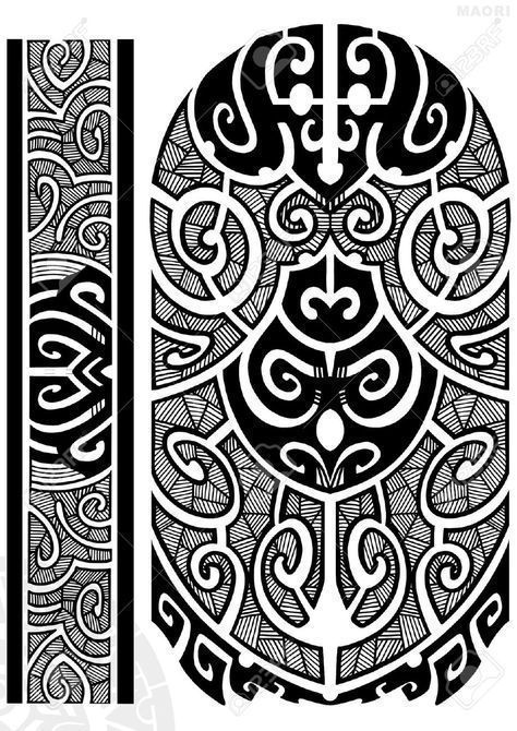 Maori Tattoo Uk: Buscar Con Google