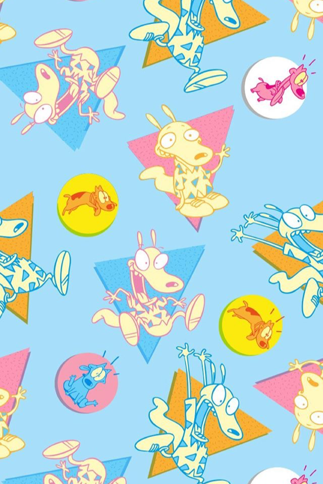 736d60b42c Rocko moderns life Nickelodeon Wallpaper | Cover Pics in 2019 ...