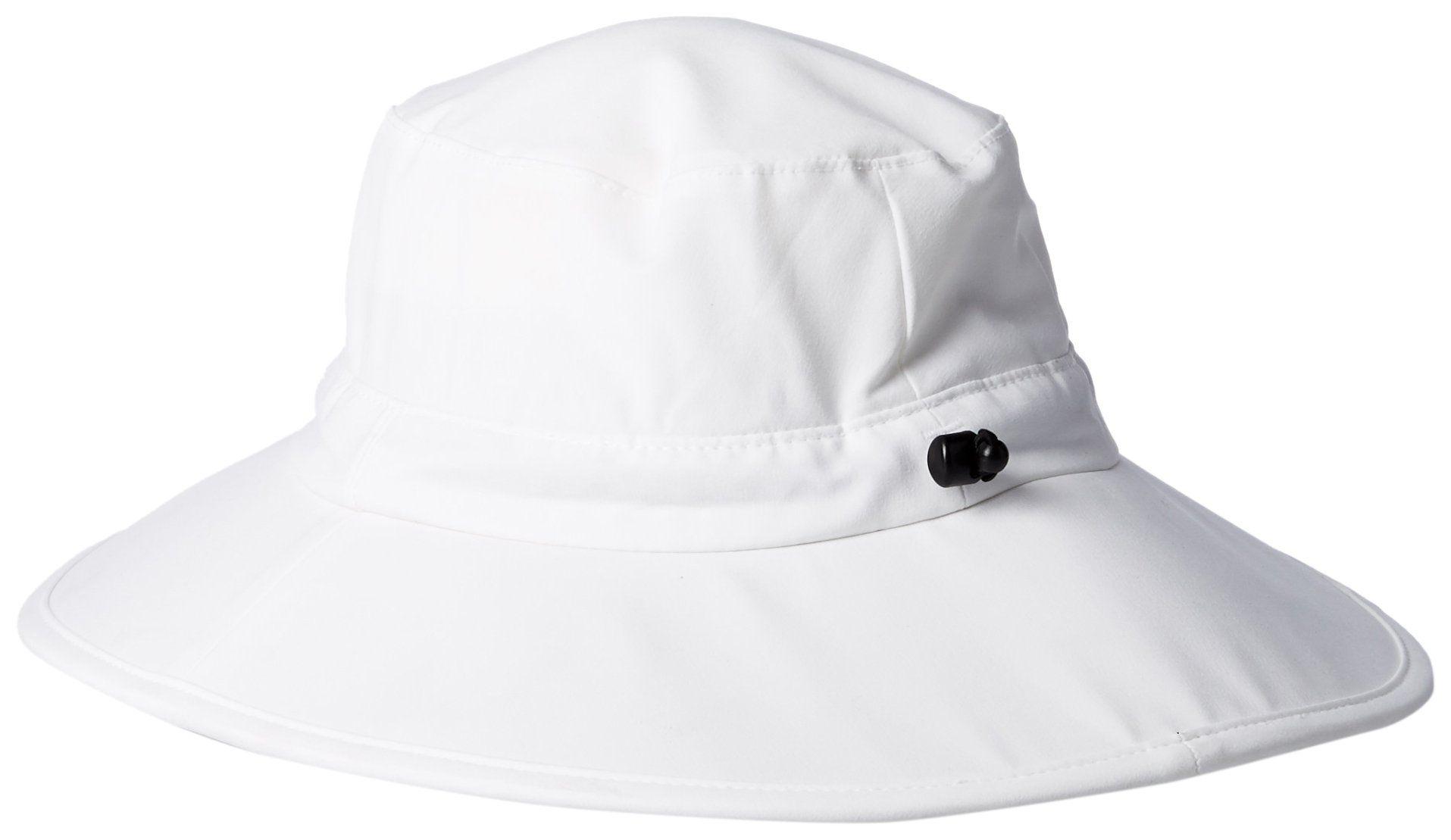 99ae116e5e8 Men Golf Clothing - Nike Golf Sun Protect Bucket Hat White Black  Large XLarge