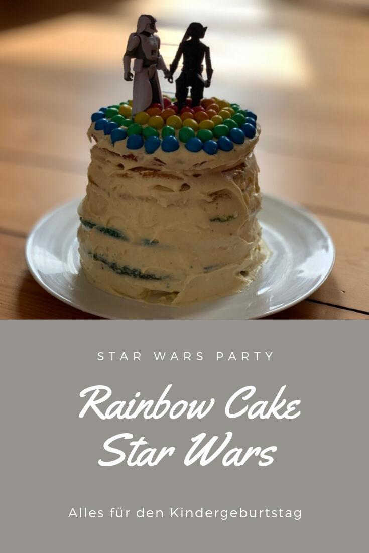 Star Wars Party – Feier zum 10. Geburtstag