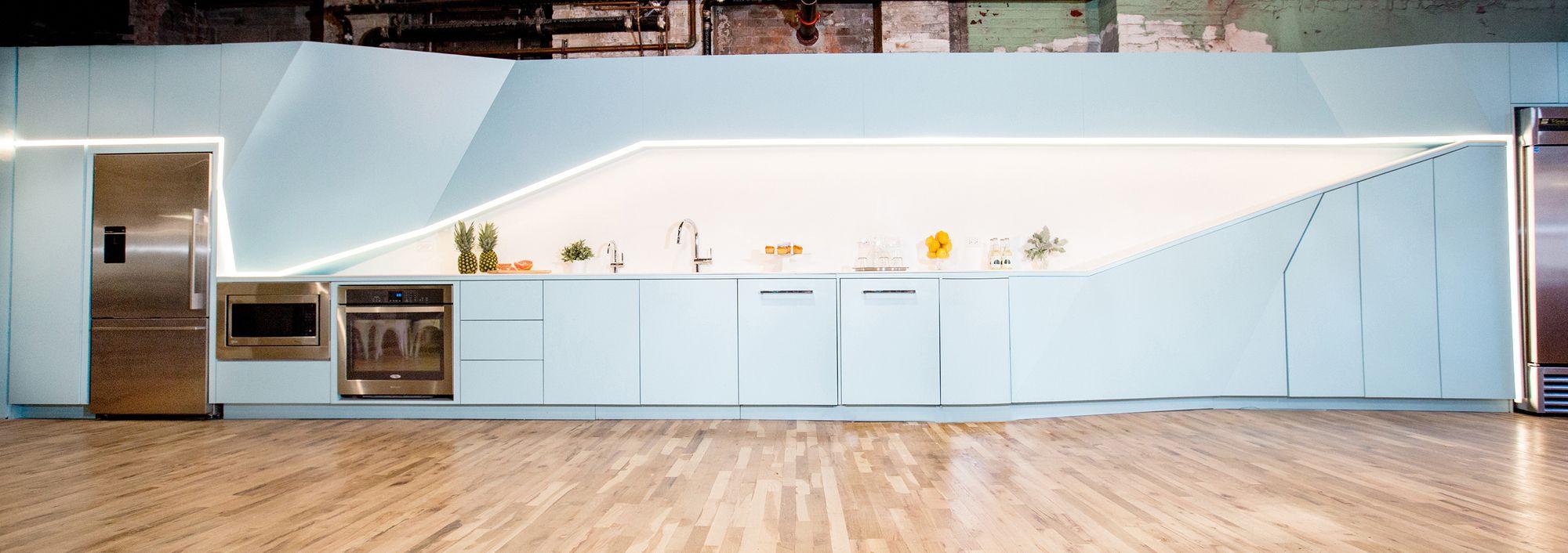 Pin de hung nguyen en kitchen   Pinterest   Galerías y Cocinas