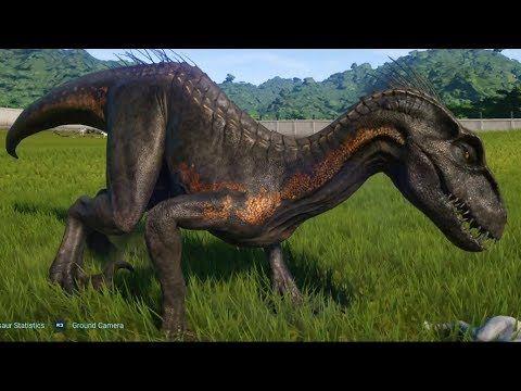 Jurassic World Evolution Indoraptor Gameplay Ps4 Hd 1080p60fps Ps Store Https Store Plays Jurassic Park World Jurassic World Jurassic World Dinosaurs