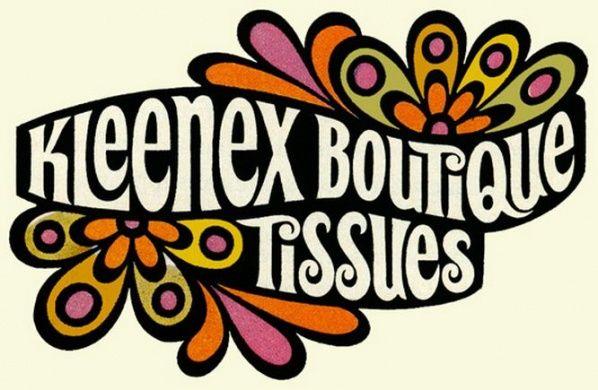 1960s Advertisement Hippie Font Vintage Advertisements Typography