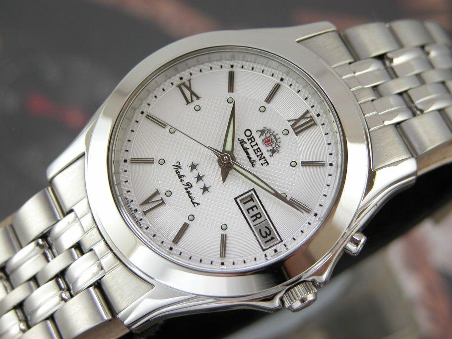 e04373f6fbb  TimeMob  Relógio Orient Automático Social (3 estrelas) R 296