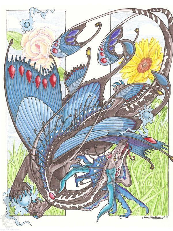 YamiGriffin - Faerie Dragon