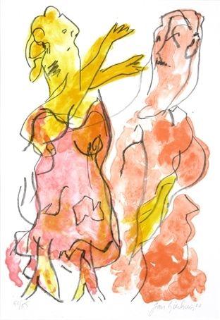 Jan Sierhuis (1928 ) is een Nederlandse kunstschilder. Jan Sierhuis is vooral een expressionistische schilder, geïnspireerd door onder anderen Cézanne,  Matisse, van Gogh en Picasso. In zijn jonge jaren schilderde hij naturalistische landschappen. In de jaren vijftig en zestig werkte hij enige tijd vrijwel uitsluitend abstract. In het midden van de jaren zestig ging hij over van het expressionisme naar een periode met vooral menselijke figuren.