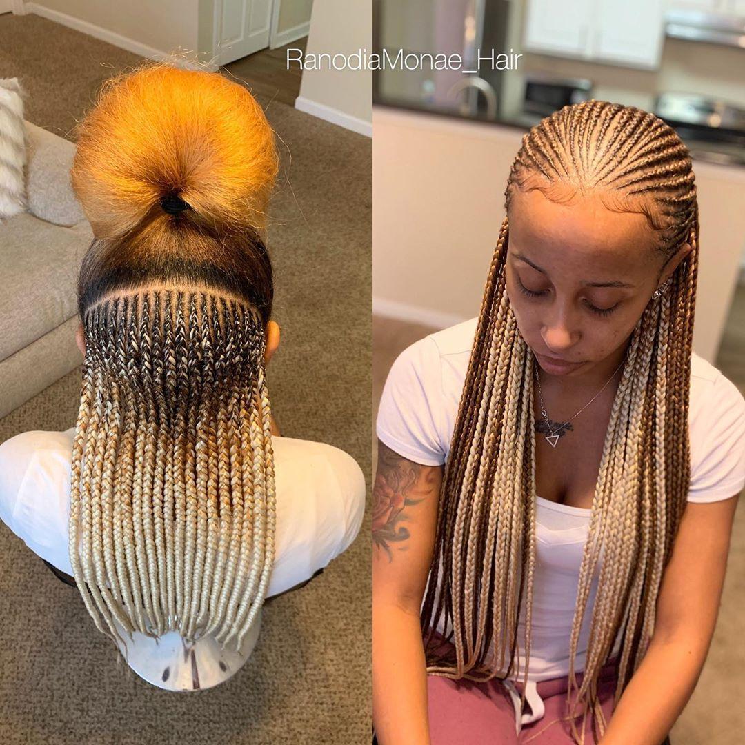 Alicia Keys Braids Aliciakeysbraids Hair Styles Ghana Braids Hairstyles Braided Hairstyles