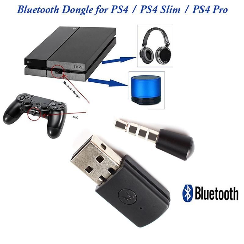 Bluetooth Dongle for Wireless Headphone/Speaker with MIC