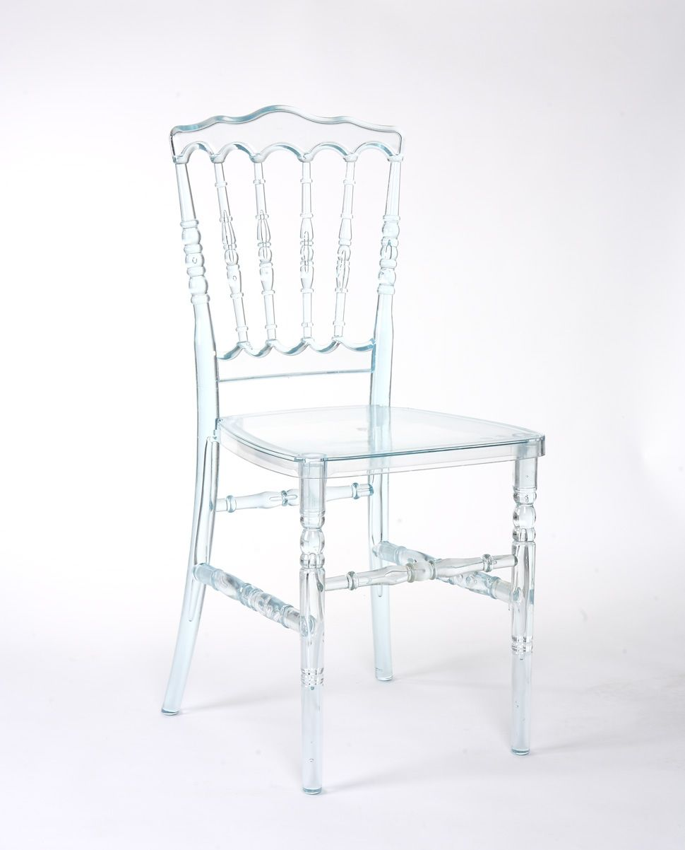 Acrylic Ghost Chair   Napoleon