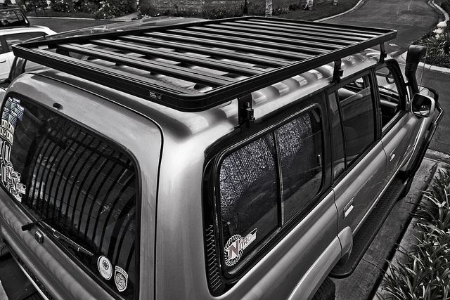 Front Runner Slimline Ii Roof Rack Choice Amp Installation X2f 80 Series Land Cruiser Expedition Portal Land Cruiser Roof Rack Cruisers