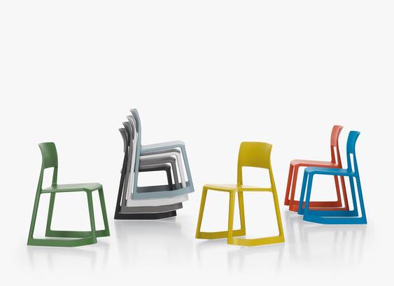 Tip Ton Chair By Edward Barber Jay Osgerby Www Vitra Com Ton Stuhle Plastikstuhle Und Stuhle