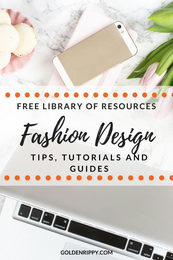 Free library of resources includes best places to buy fabric online, design tutorials, a free women's sewing pattern and more!!