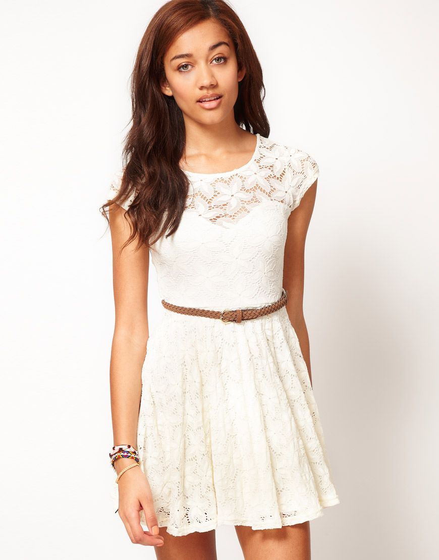 Lace dress river island coupons
