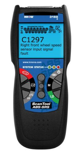 INNOVA 3160 Diagnostic Scan Tool with ABS/SRS and Live Data for OBD2