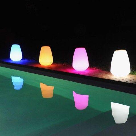 Lampe de jardin Halo #idée #cadeau #original #maman #femme ...
