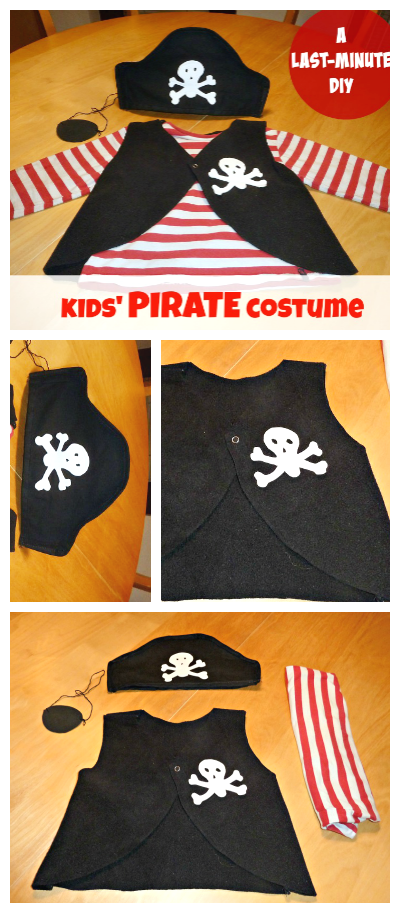 How to make a pirate costume for kids last minute diy diy how to make a pirate costume for kids last minute diy solutioingenieria Images