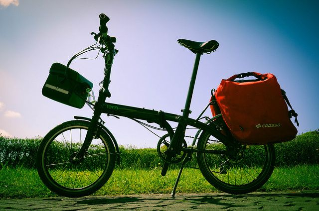Tern Link P24h Long Term Review Photos Folding Bike Touring
