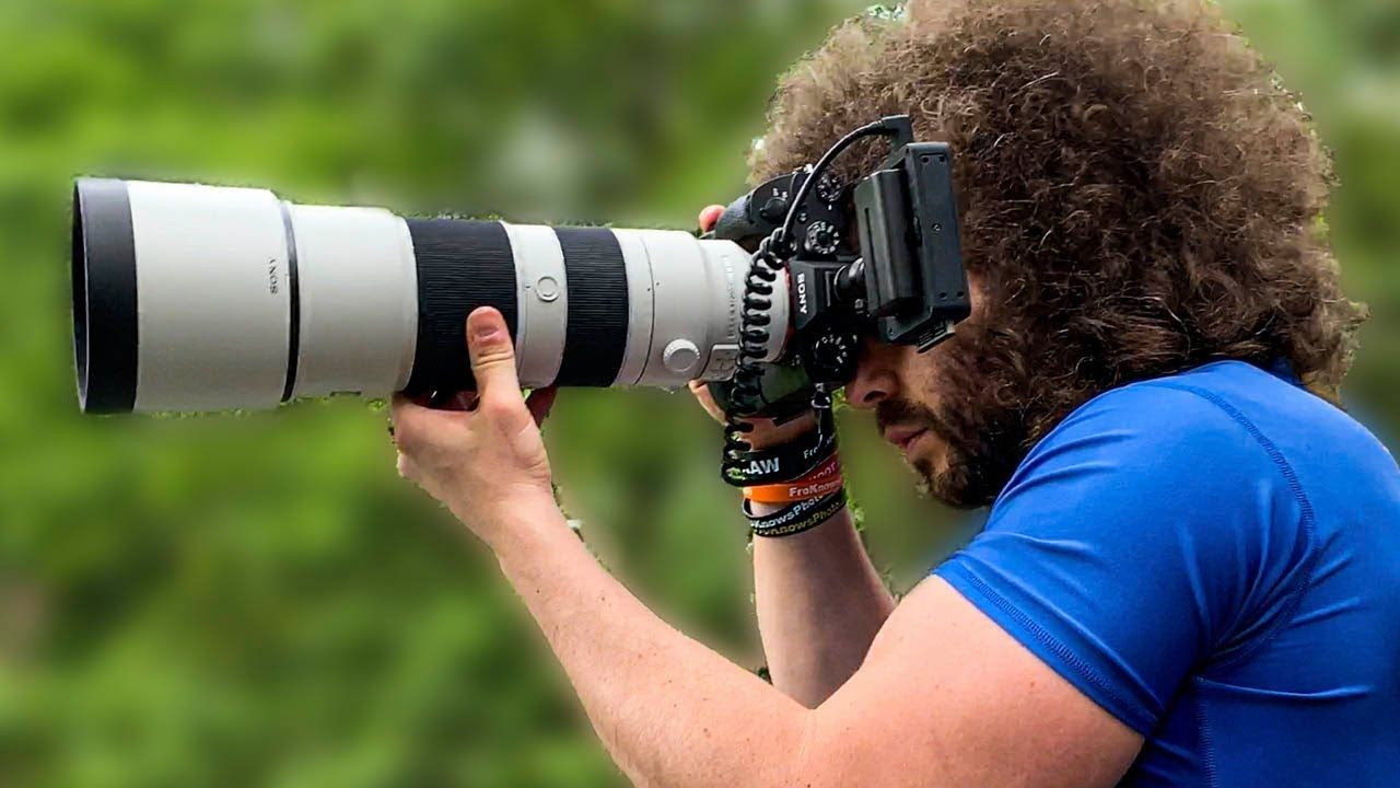The Must Have Sony Lens For Wildlife Sports Photography Sony 200 600 Sony Lens Sony Camera Lenses Sports Photography