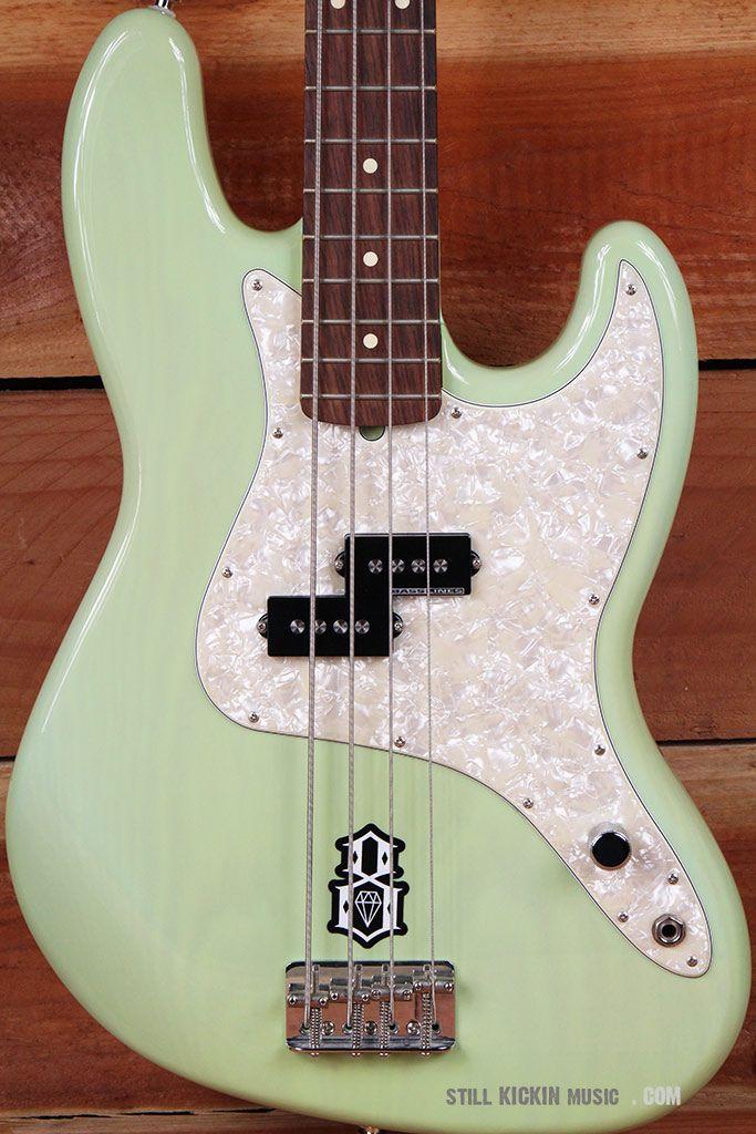 Fender Mark Hoppus Bass SOLD
