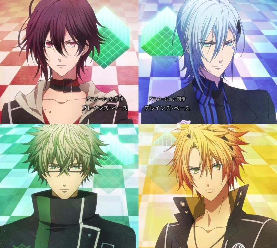 This Super Hot Anime Guy Is Called Shin He Is From The Amnesia New Anime Show Of The 2013 Spring Anime Season Amnesia Anime Amnesia Shin Anime