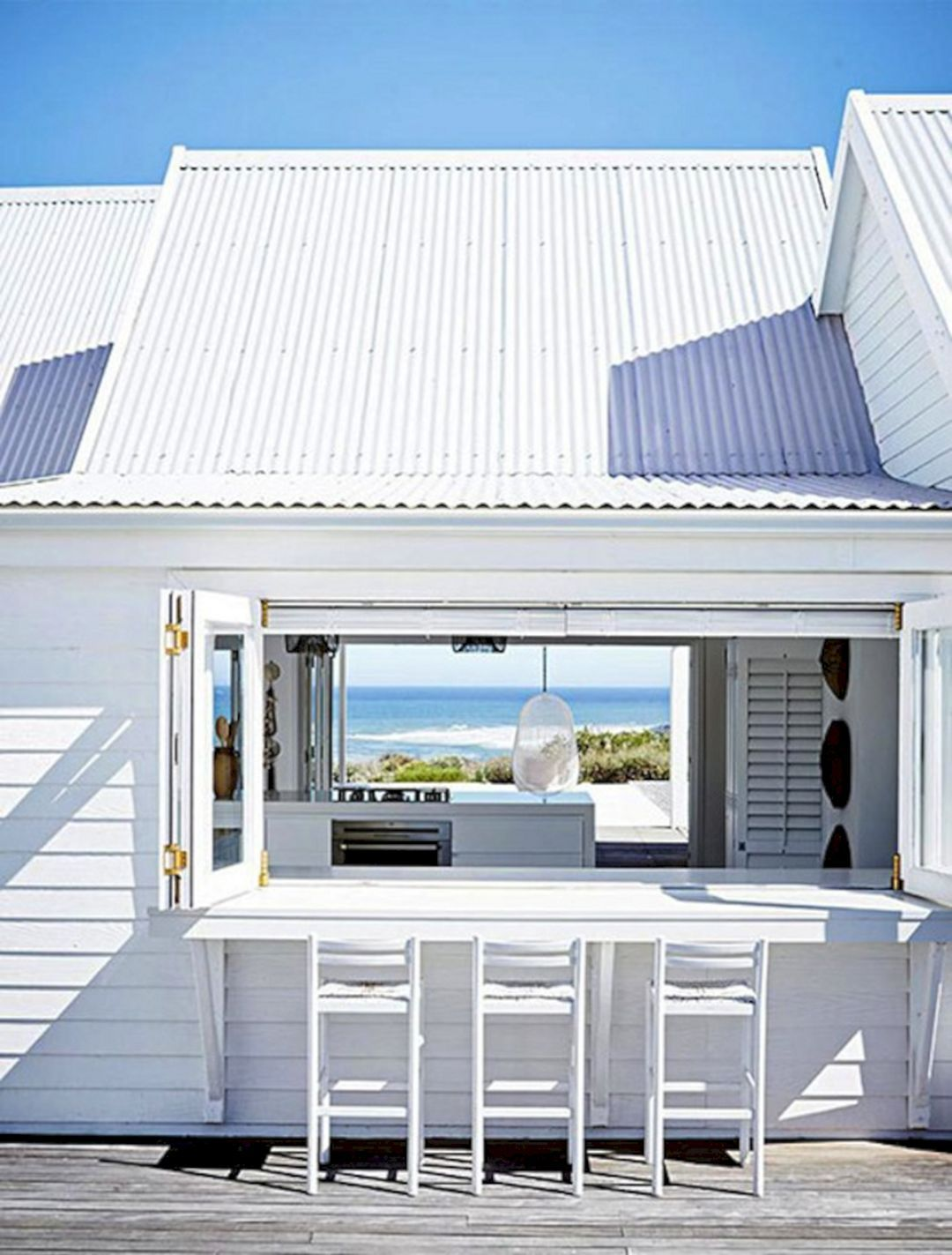 Elegant Home That Abounds With Beach House Decor Ideas: White Beach Houses, Beach House Decor, South African Homes