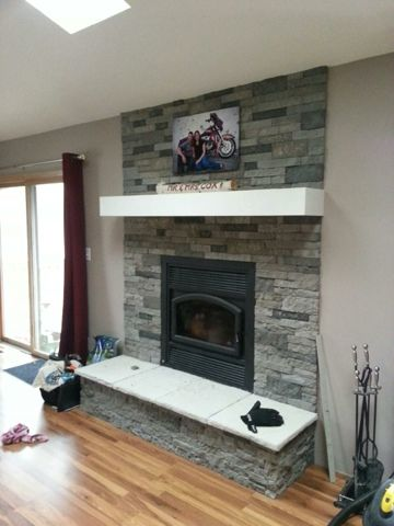 Redone Fireplace