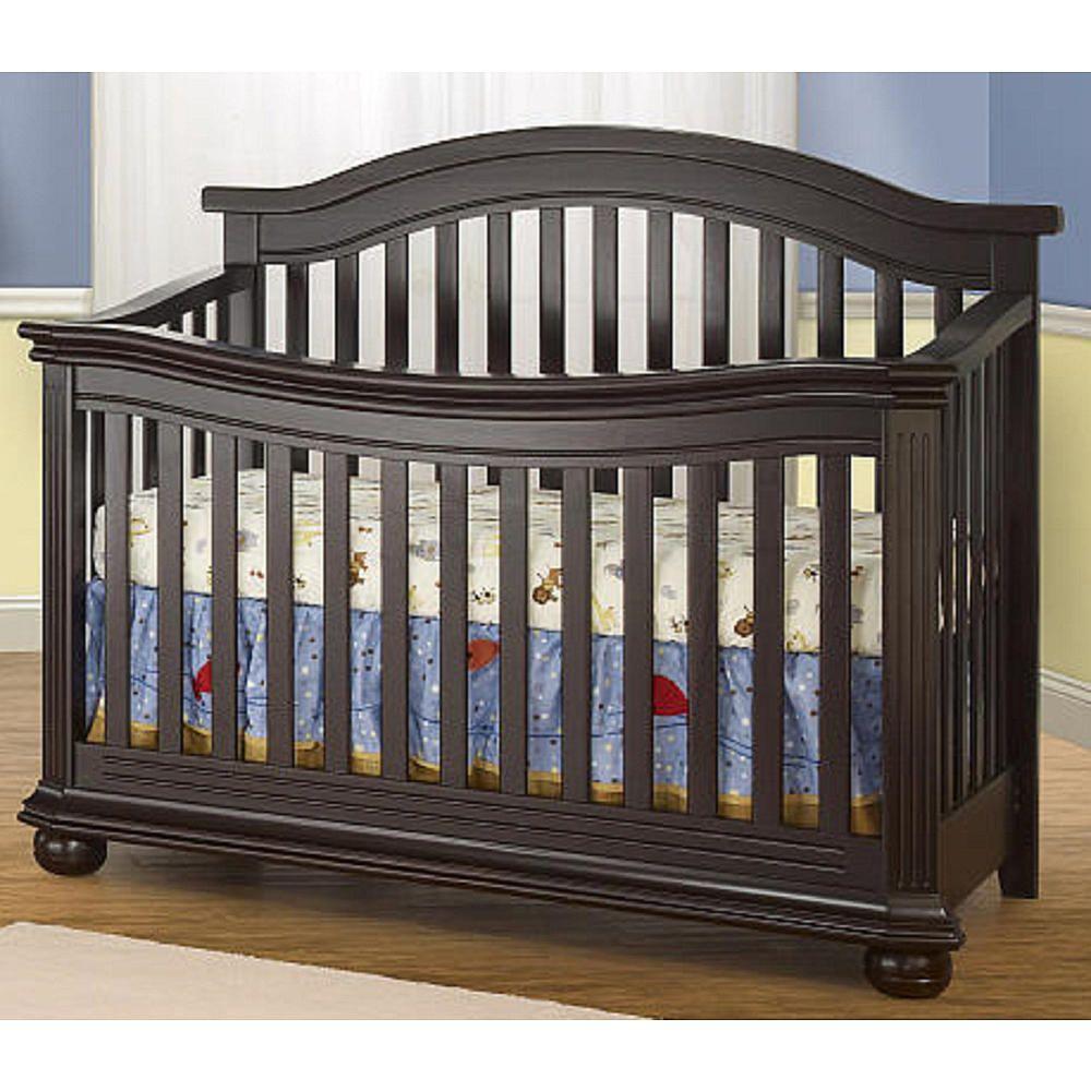 $399- BRU Sorelle Vista Elite Convertible 4-1 Crib | Nursery Ideas ...