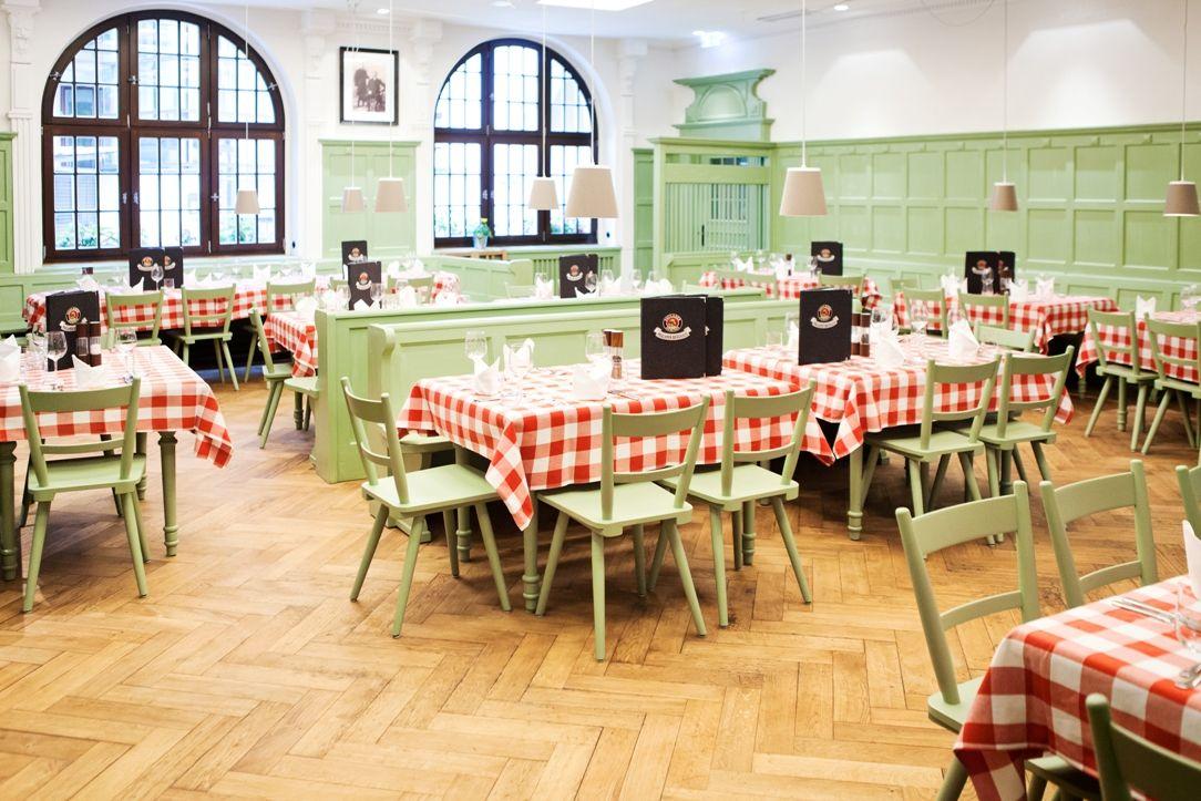 Kapuziner Bräuhaus München Munich In The Present - Mein Liebes - vietnamesische küche münchen