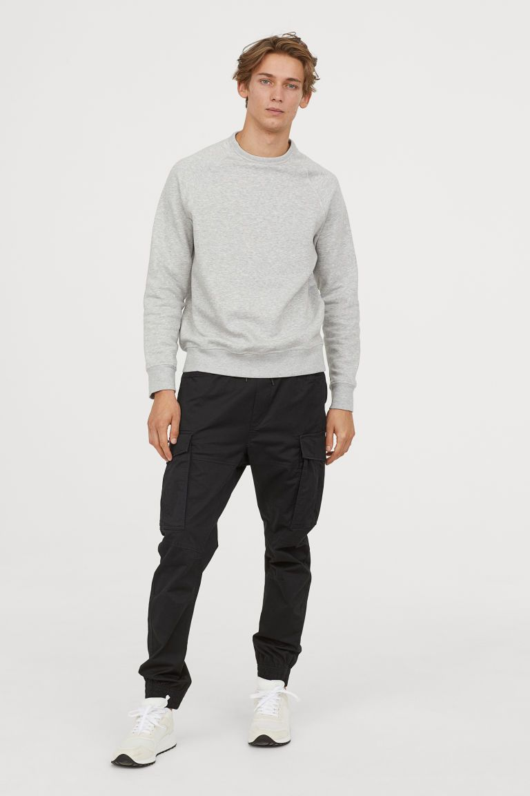 sells colours and striking wholesale online H&M Cargo Joggers - Black | For My Boys in 2019 | Joggers ...