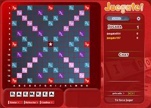 Scrabble Palabras Cruzadas Juegos Online Multijugador Gratis