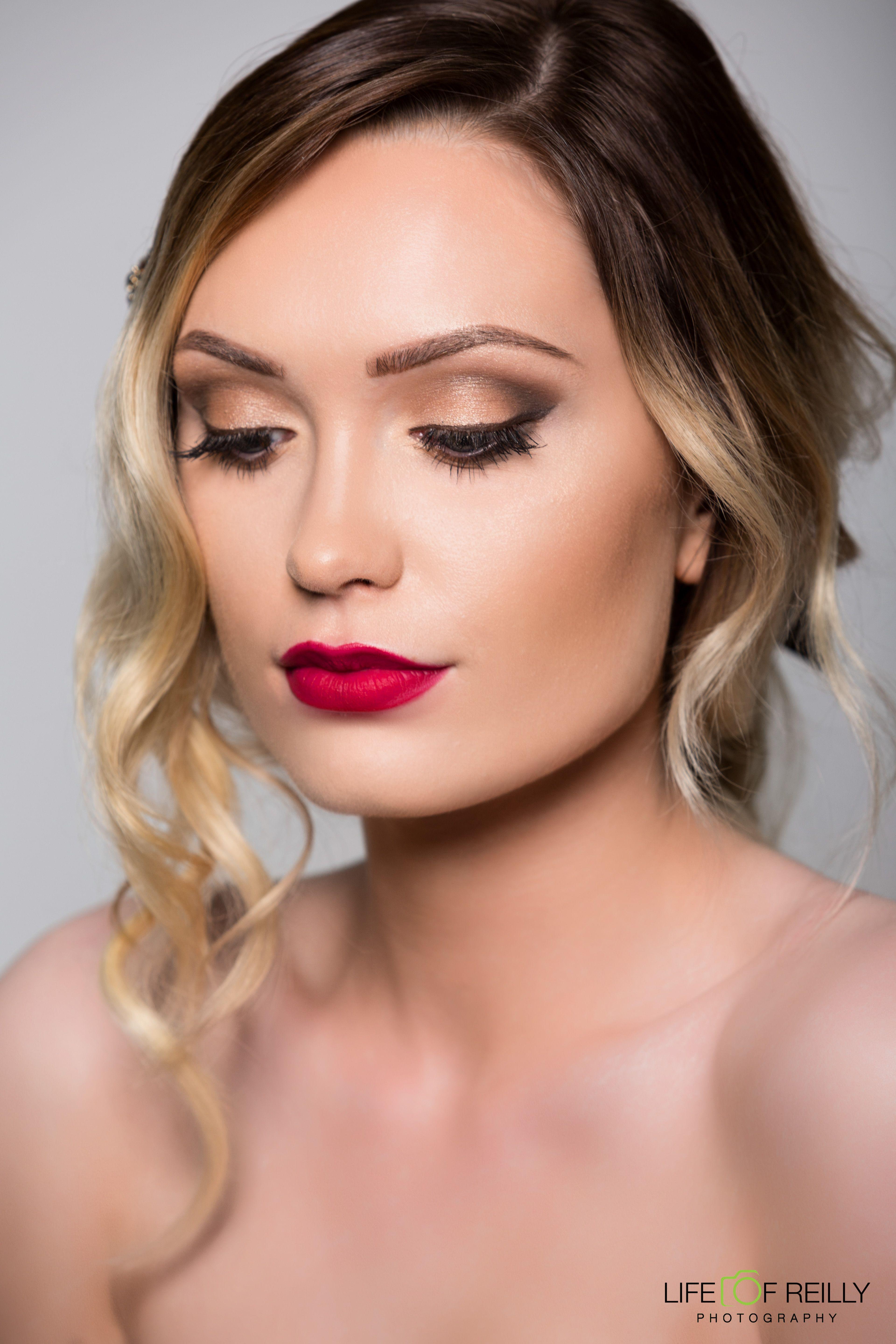 vintage bridal makeup inspo | wedding makeup | pinterest | vintage