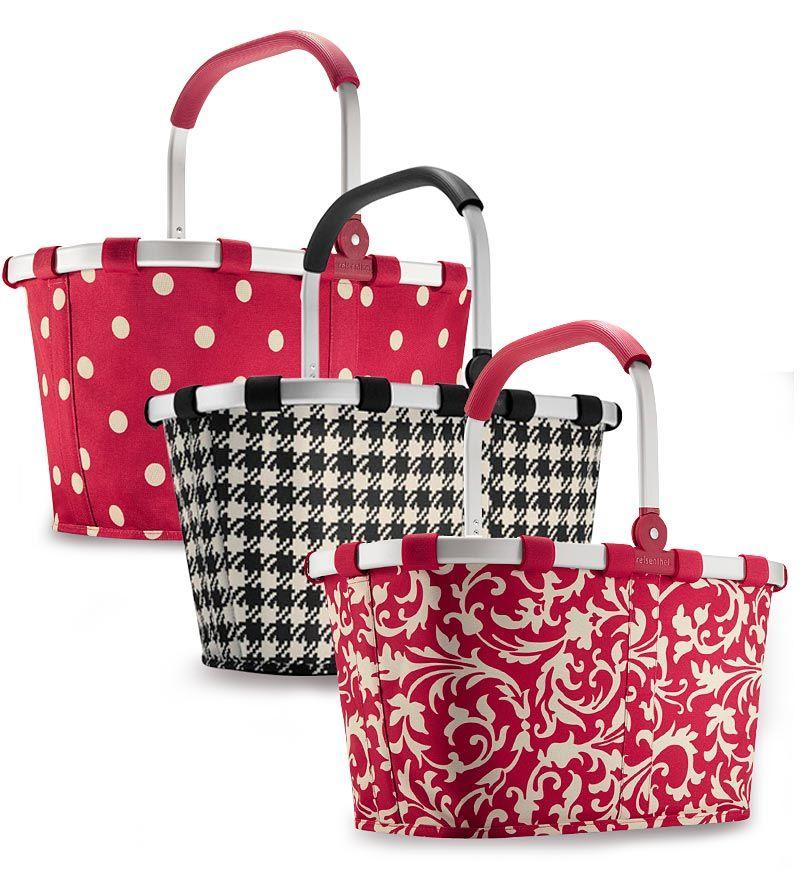 reisenthel market basket patterned an update on the. Black Bedroom Furniture Sets. Home Design Ideas